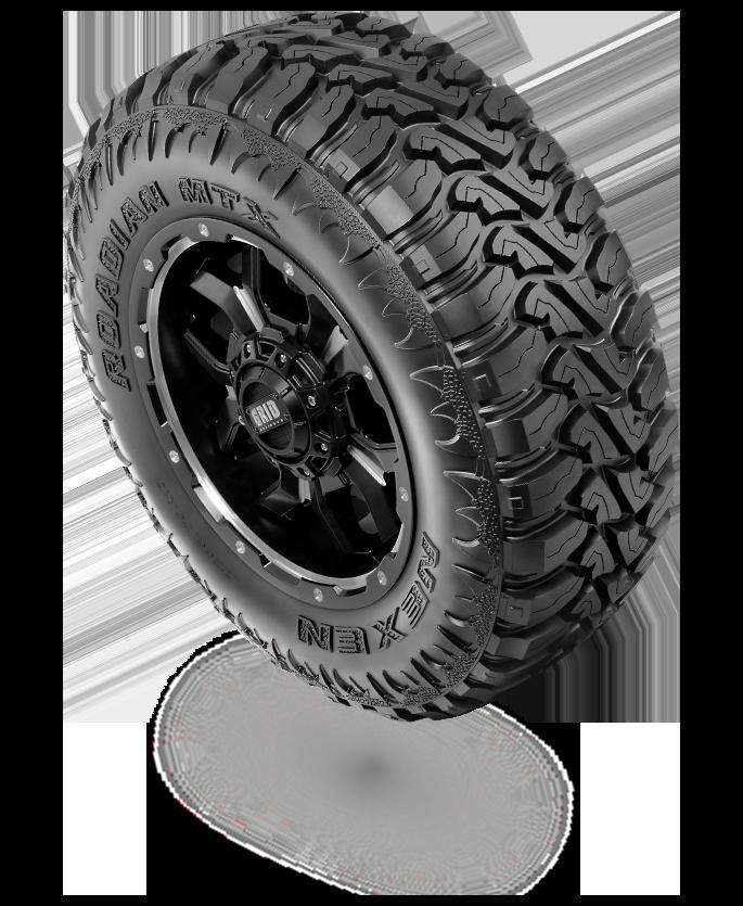 NEXEN Roadian MTX All-Terrain Radial Tire-33X12.50R17 121Q F-Ply