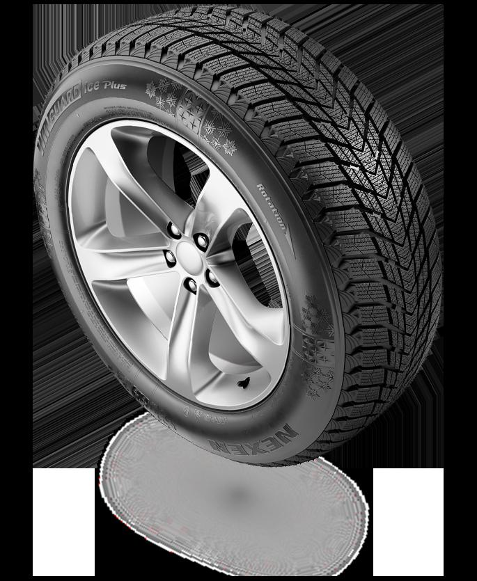 Nexen Winguard Ice Plus Studless-Winter Radial Tire-225//50R17 98T