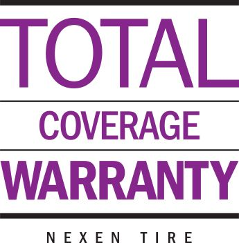 Nexen Total Coverage Warranty Color