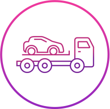 Roadside Asst Warranty Icon